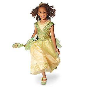 Tiana Costume Collection for Kids