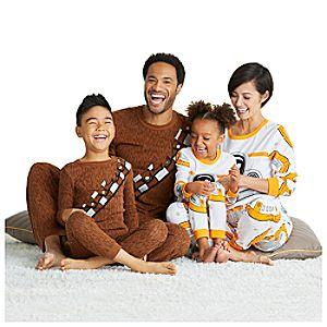 Star Wars Family Sleepwear Collection