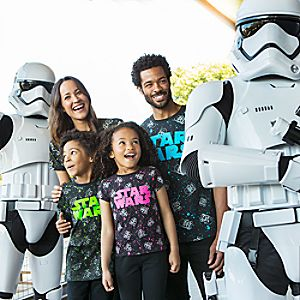 Star Wars May 4th Family Tee Collection