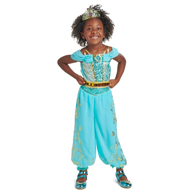 Jasmine Costume Collection for Kids