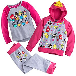 Disney Princess Warm Playclothes Collection