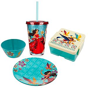 Elena of Avalor Dinnerware Set