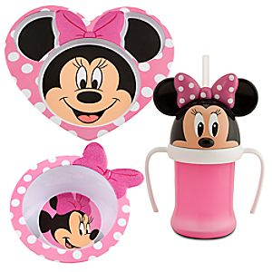 Minnie Mouse Meal Time Magic Collection