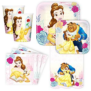 Beauty and the Beast Disney Party Collection