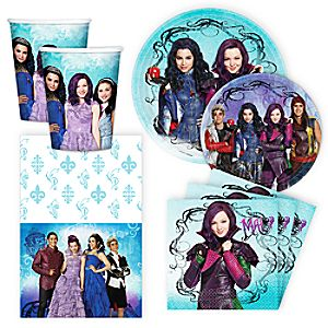 Descendants Disney Party Collection