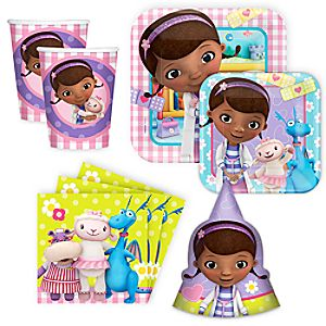Doc McStuffins Disney Party Collection