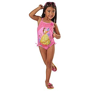 Belle Swim Collection for Girls - Pink