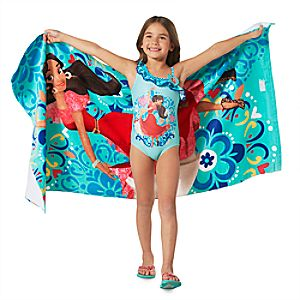 Elena of Avalor Swim Collection for Girls - Blue