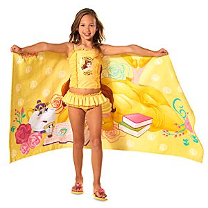 Belle Swim Collection for Girls - Yellow