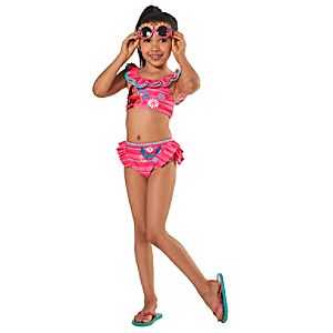 Elena of Avalor Swim Collection for Girls - Pink