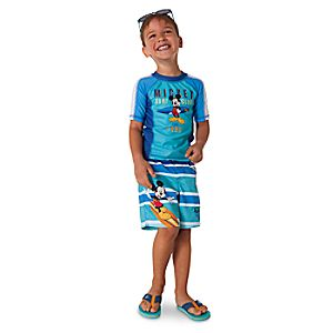 Mickey Mouse Clubhouse Swim Collection for Boys