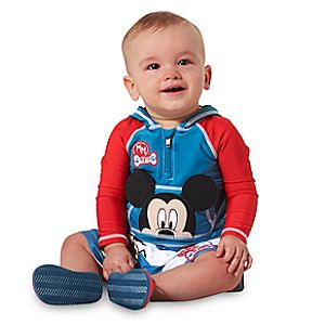 Mickey Mouse Swim Set for Baby