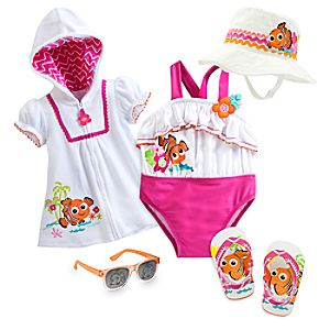 Finding Nemo Swimsuit Collection for Baby Girl