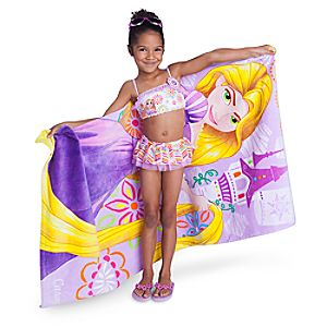 Rapunzel Deluxe Swimwear Collection for Girls