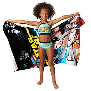 Star Wars Swim Collection for Girls