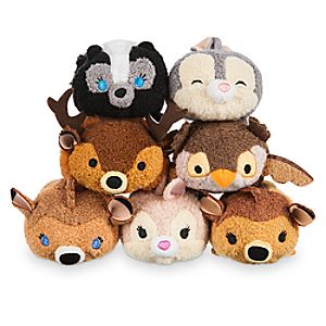 Bambi Mini ''Tsum Tsum'' Plush Collection