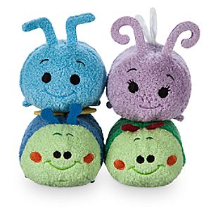 A Bug's Life Mini ''Tsum Tsum'' Plush Collection