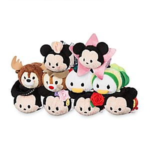 Mickey Mouse and Friends ''Tsum Tsum'' World Locations Collection
