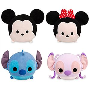 Mickey Mouse and Friends ''Tsum Tsum'' Cushion Collection