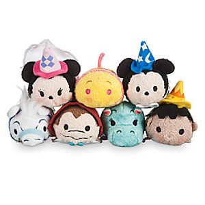 Fantasyland Mini ''Tsum Tsum'' Plush Collection