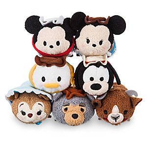 Frontierland Mini ''Tsum Tsum'' Plush Collection