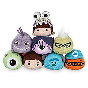 Monsters, Inc. Mini ''Tsum Tsum'' Plush Collection