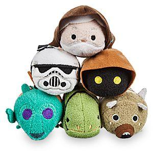 Star Wars Tatooine ''Tsum Tsum'' Collection