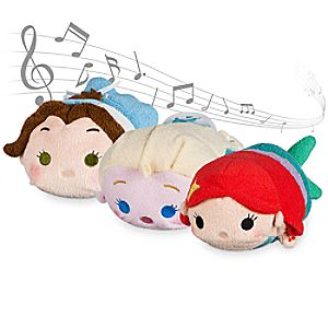 Musical ''Tsum Tsum'' Plush Collection