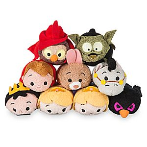 Sleeping Beauty Mini ''Tsum Tsum'' Plush Collection