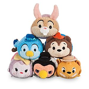 Splash Mountain Mini ''Tsum Tsum'' Plush Collection