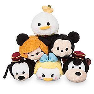 Twilight Zone: Tower of Terror Mini ''Tsum Tsum'' Plush Collection