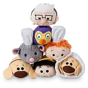 Best of PIXAR Mini ''Tsum Tsum'' Plush Collection