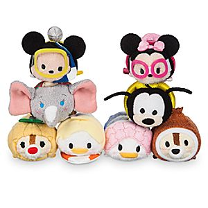 Disney Vacation Mini ''Tsum Tsum'' Plush Collection