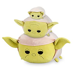 Yoda ''Tsum Tsum'' Plush Collection