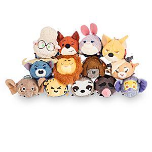 Zootopia ''Tsum Tsum'' Mini Plush Collection