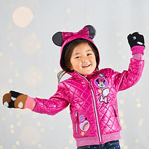 Minnie Mouse Warmwear Collection for Kids