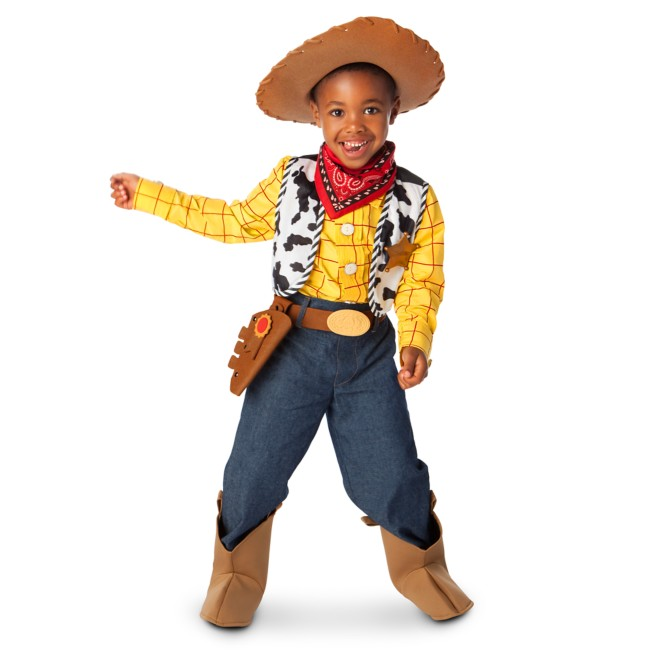 Woody Costume Collection for Kids