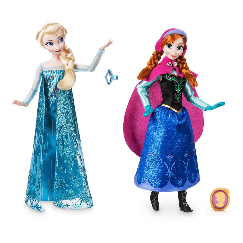 Frozen Classic Doll Bundle