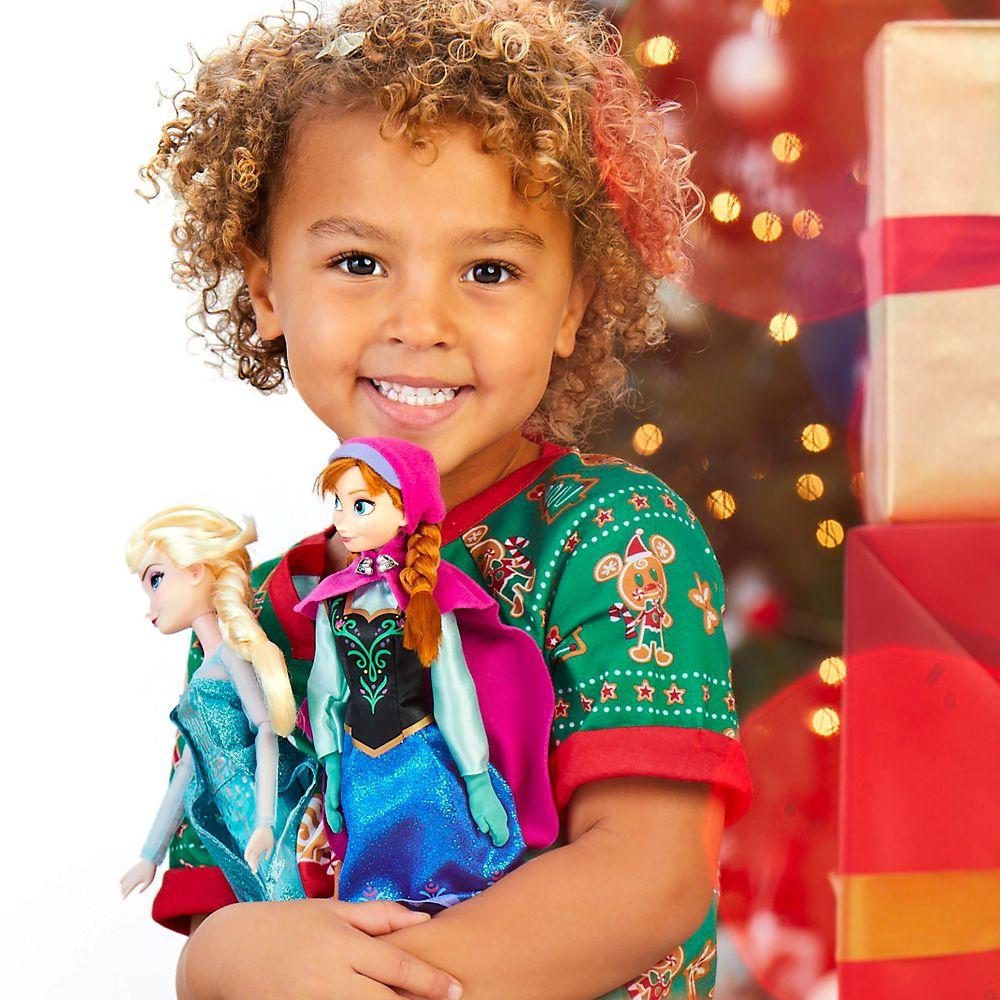 Frozen Classic Doll Bundle