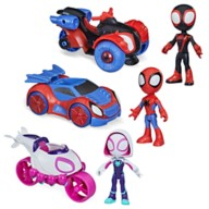 Marvel's Spidey and His Amazing Friends Vehicle Bundle