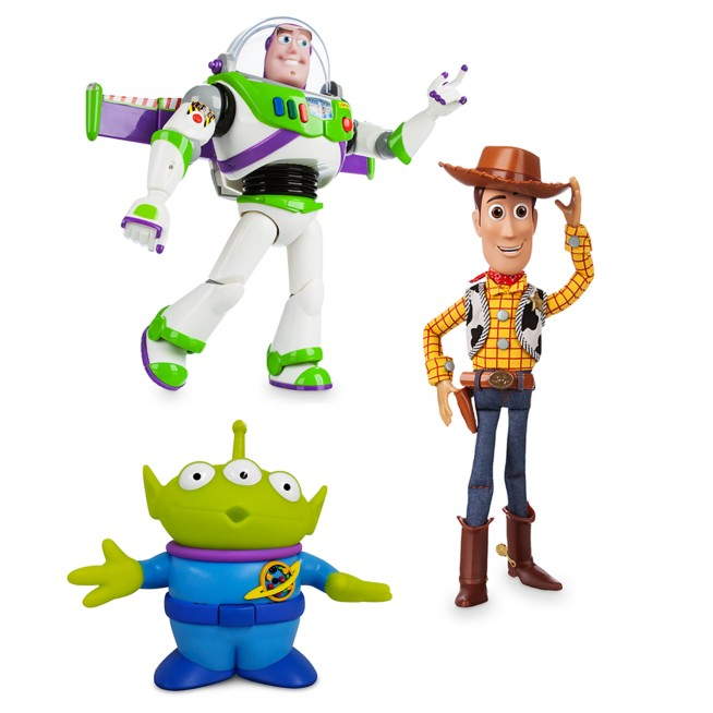 Toy Story Interactive Talking Action Figure Bundle