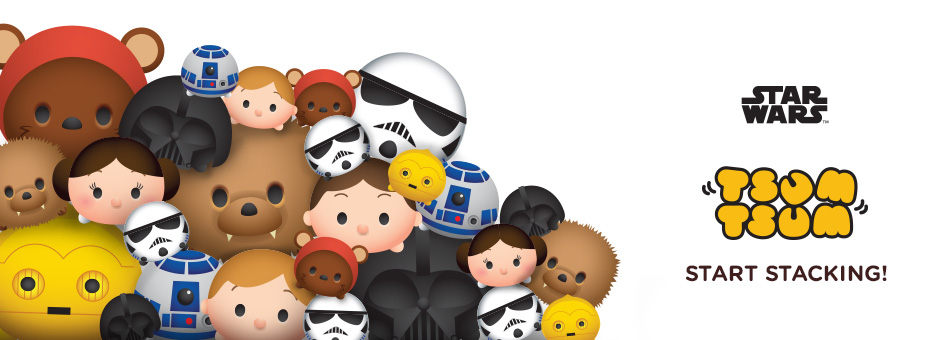 Star Wars Tsum Tsum - Start Stacking!