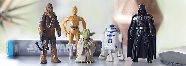 Desk Collectibles