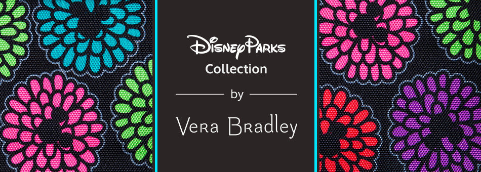 Disney Parks Collection by Vera Bradley