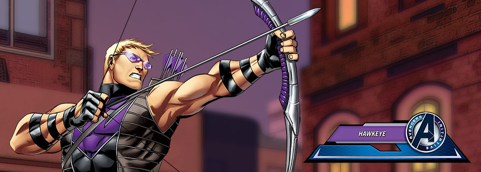 Marvel - Avengers Initiative - Hawkeye