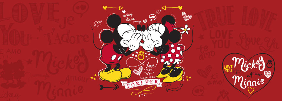 I Love Mickey Collection