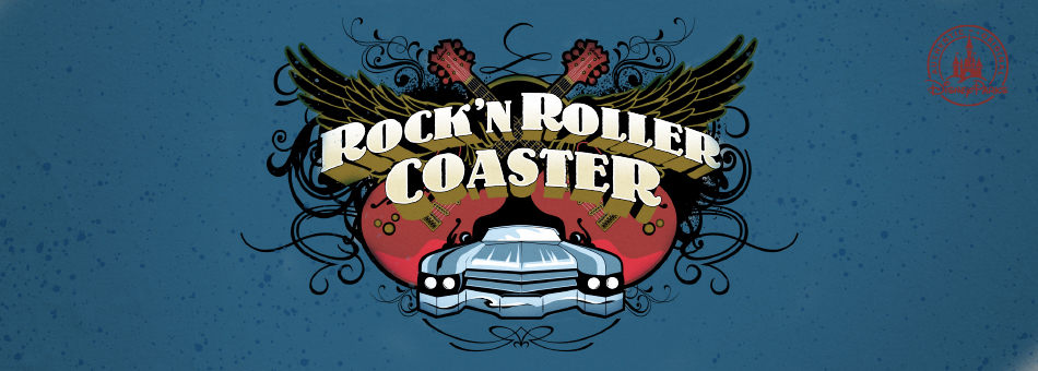Disney Parks - Rock 'N Roller Coaster