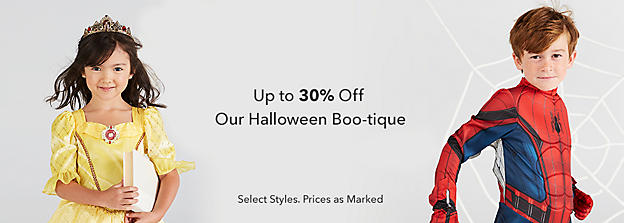 Up to 30% Off Halloween