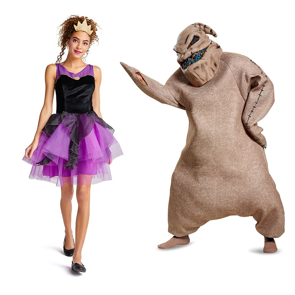 Disney Villains Costume Collection for Adults