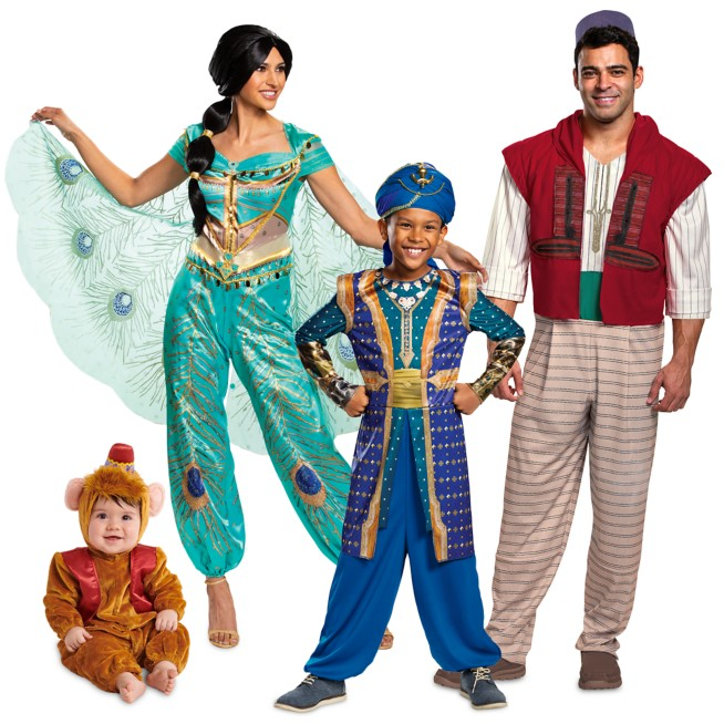 2019 costumes aladdin How the